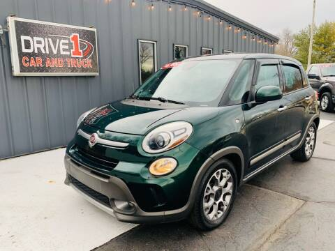 2014 FIAT 500L for sale at Drive 1 Car & Truck in Springfield OH