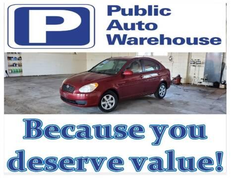 2009 Hyundai Accent for sale at Public Auto Warehouse in Pekin IL