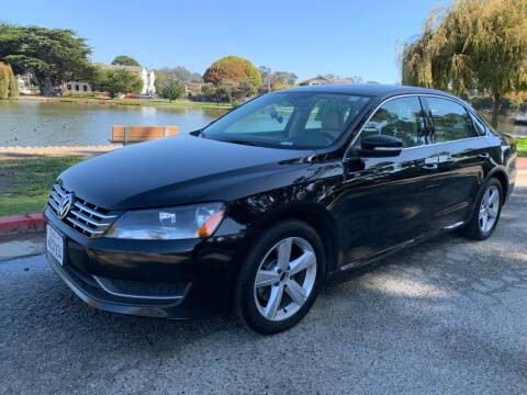 2013 Volkswagen Passat for sale at Dodi Auto Sales in Monterey CA