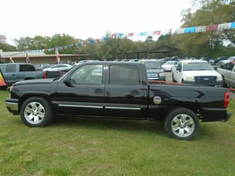 2006 Chevrolet Silverado 1500 for sale at Alabama Auto Sales in Semmes AL