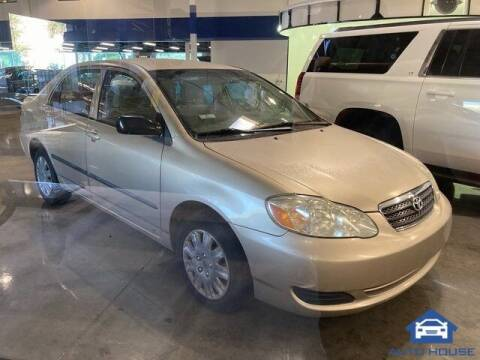 2005 Toyota Corolla for sale at Curry's Cars Powered by Autohouse - Auto House Scottsdale in Scottsdale AZ
