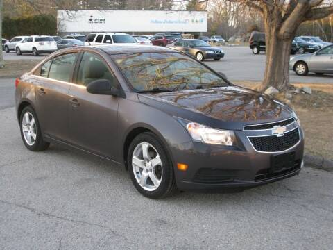 2011 Chevrolet Cruze for sale at The Car Vault in Holliston MA