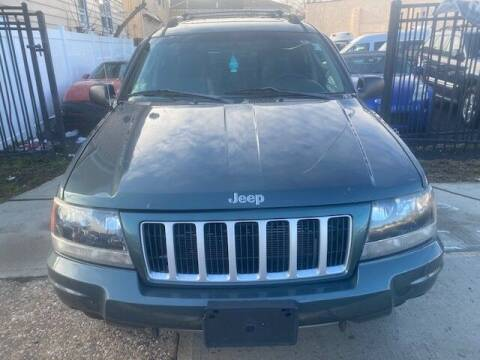 2004 Jeep Grand Cherokee for sale at Auto Legend Inc in Linden NJ
