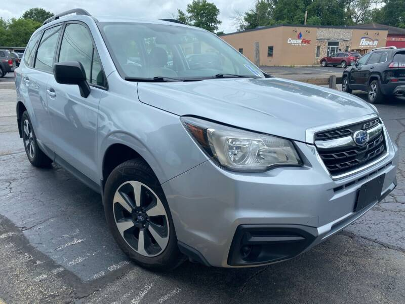 2017 Subaru Forester for sale at RS Motors in Falconer NY
