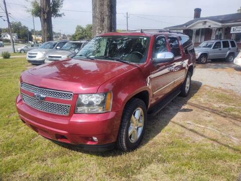 2010 Chevrolet Suburban for sale at Ray Moore Auto Sales in Graham NC