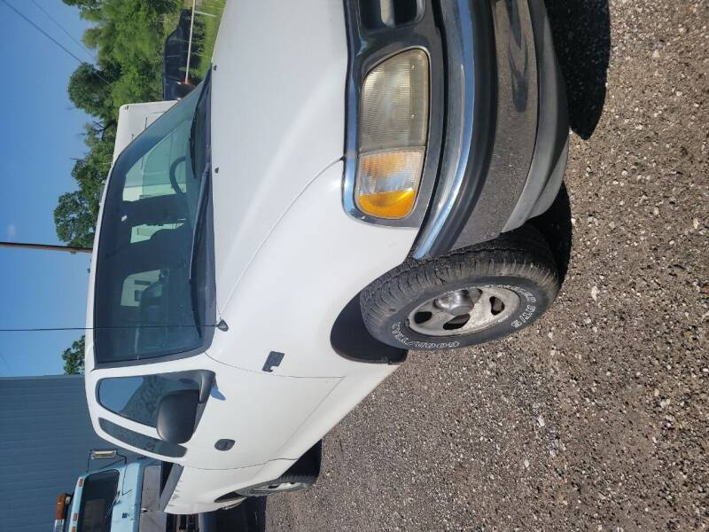 1998 Ford F-150 for sale in Jones, OK