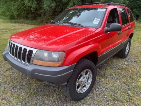 2001 Jeep Grand Cherokee for sale at Trocci's Auto Sales in West Pittsburg PA