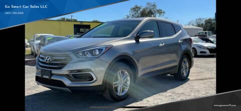 2017 Hyundai Santa Fe Sport for sale at Go Smart Car Sales LLC in Winter Garden FL