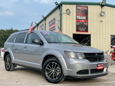 2018 Dodge Journey for sale at Premium Auto Group in Humble TX