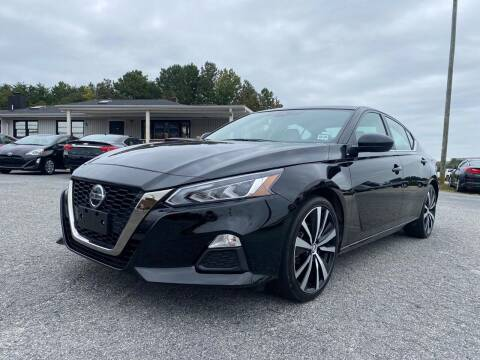 2020 Nissan Altima for sale at Triple A's Motors in Greensboro NC