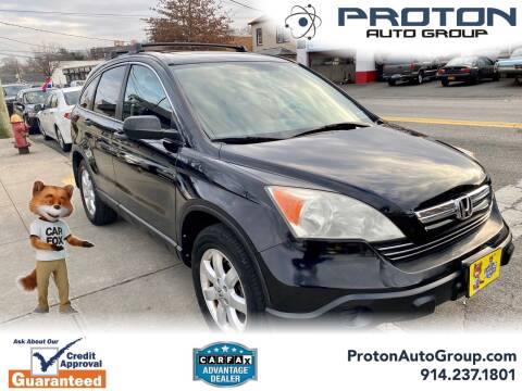 2008 Honda CR-V for sale at Proton Auto Group in Yonkers NY
