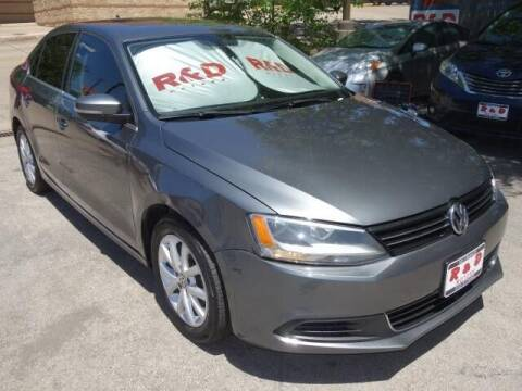2014 Volkswagen Jetta for sale at R & D Motors in Austin TX