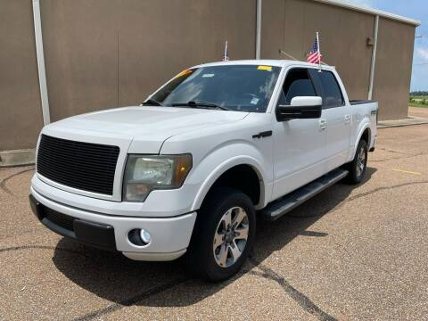 2010 Ford F-150 for sale at The Auto Toy Store in Robinsonville MS