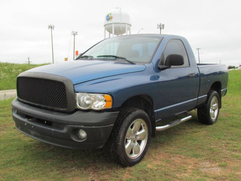2005 Dodge Ram Pickup 1500 for sale at Brannan Auto Sales in Gainesville TX