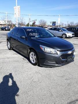 2015 Chevrolet Malibu for sale at Bachrodt on State in Rockford IL