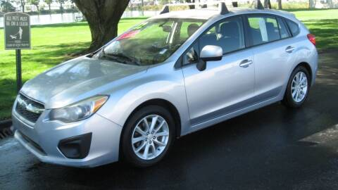 2012 Subaru Impreza for sale at Affordable Car Company in Nampa ID