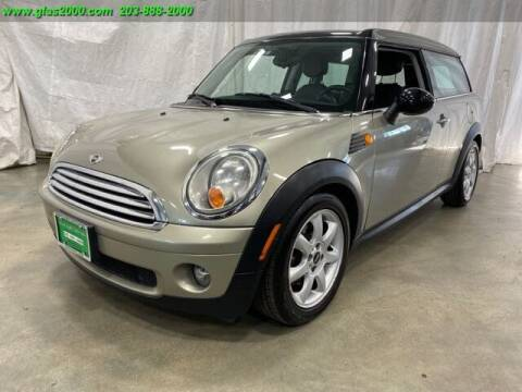 2009 MINI Cooper Clubman for sale at Green Light Auto Sales LLC in Bethany CT