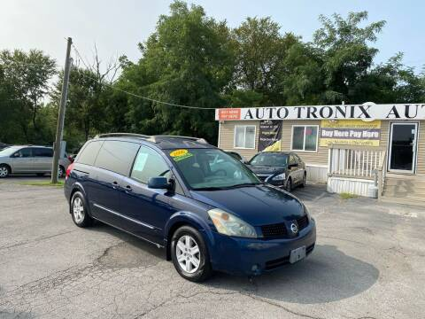 2006 Nissan Quest for sale at Auto Tronix in Lexington KY