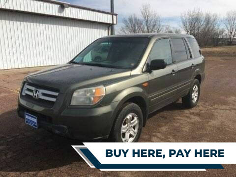 2006 Honda Pilot for sale at Dakota Cars and Credit LLC in Sioux Falls SD