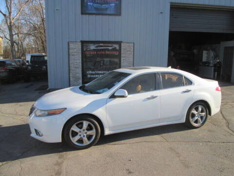 2012 Acura TSX for sale at Access Auto Brokers in Hagerstown MD