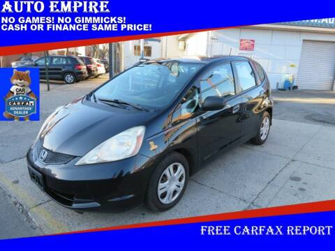 2010 Honda Fit for sale at Auto Empire in Brooklyn NY