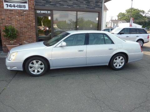 2006 Cadillac DTS for sale at Regner's Auto Sales in Danbury CT