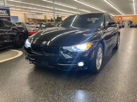 2016 BMW 3 Series for sale at Dixie Imports in Fairfield OH