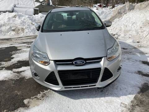 2012 Ford Focus for sale at Beaver Lake Auto in Franklin NJ
