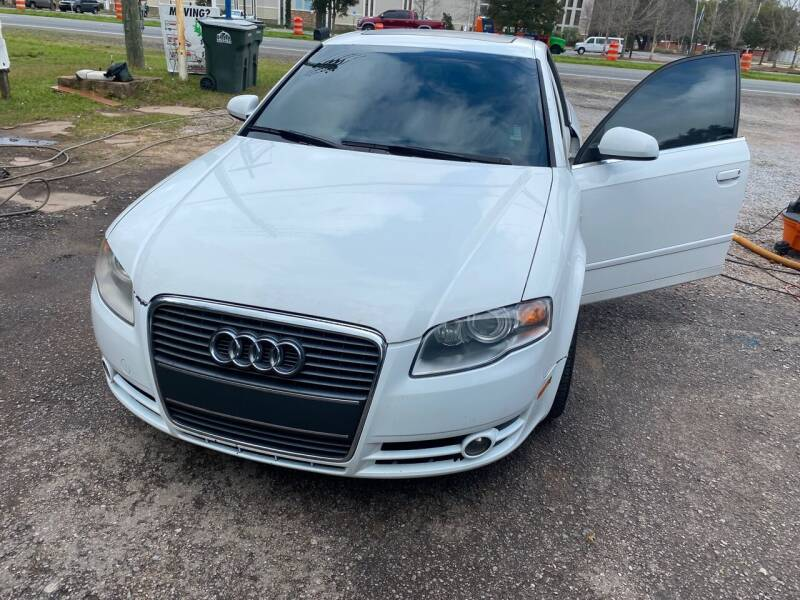 2007 Audi A4 for sale at Nash's Auto Sales Used Car Dealer in Milton FL