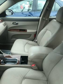 2006 Buick LaCrosse for sale at JTR Automotive Group in Cottage City MD