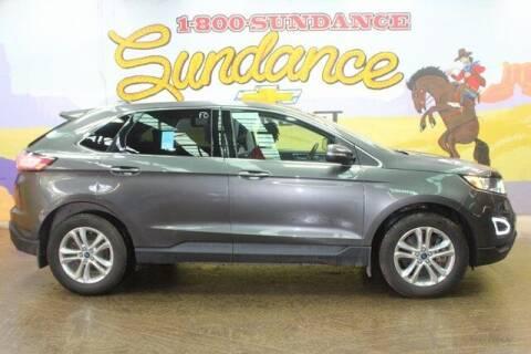 2017 Ford Edge for sale at Sundance Chevrolet in Grand Ledge MI