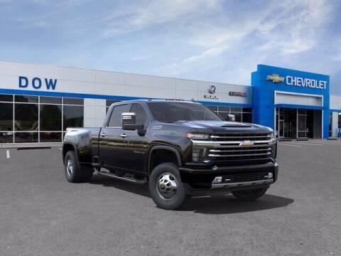 2022 Chevrolet Silverado 3500HD for sale at DOW AUTOPLEX in Mineola TX
