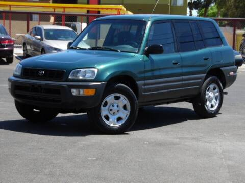 1998 Toyota RAV4 for sale at Best Auto Buy in Las Vegas NV
