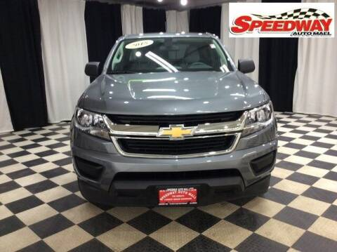 2018 Chevrolet Colorado for sale at SPEEDWAY AUTO MALL INC in Machesney Park IL