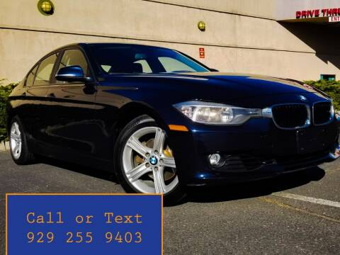 2013 BMW 3 Series for sale at Ultimate Motors in Port Monmouth NJ