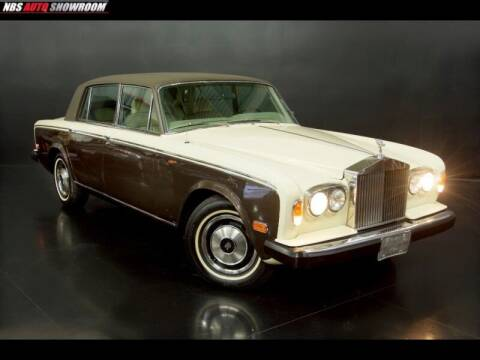 1978 Rolls-Royce Silver Wraith II for sale at NBS Auto Showroom in Milpitas CA
