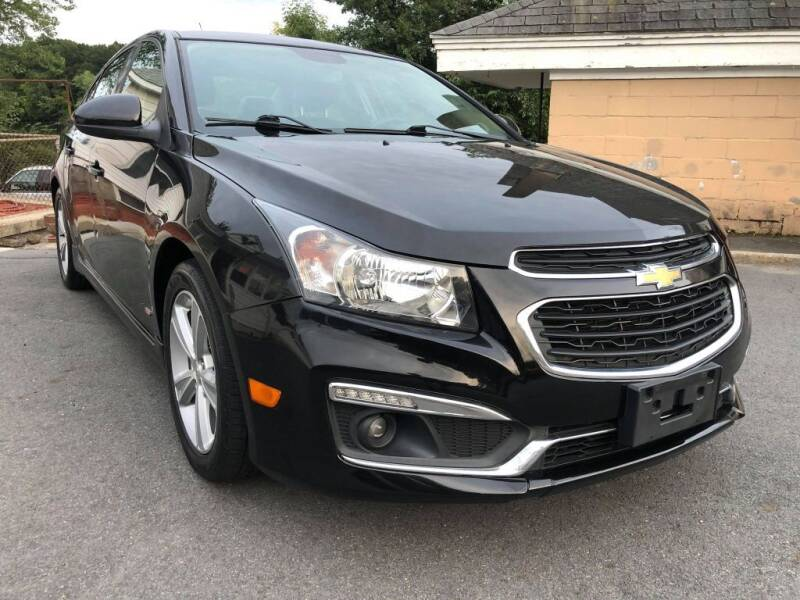 2015 Chevrolet Cruze for sale at Dracut's Car Connection in Methuen MA