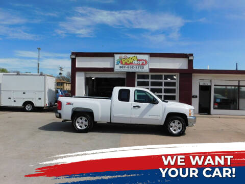 2012 Chevrolet Silverado 1500 for sale at Pork Chops Truck and Auto in Cheyenne WY