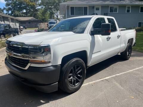 2018 Chevrolet Silverado 1500 for sale at RC Auto Brokers, LLC in Marietta GA