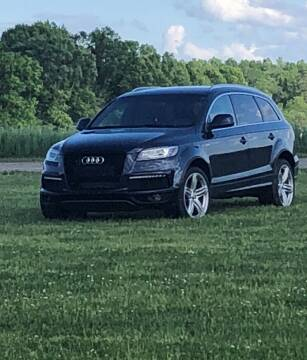2014 Audi Q7 for sale at Maroun's Motors, Inc in Boardman OH