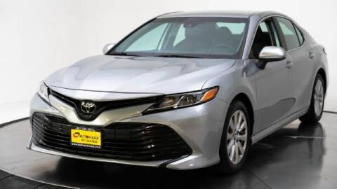 2019 Toyota Camry for sale at AUTOMAXX MAIN in Orem UT