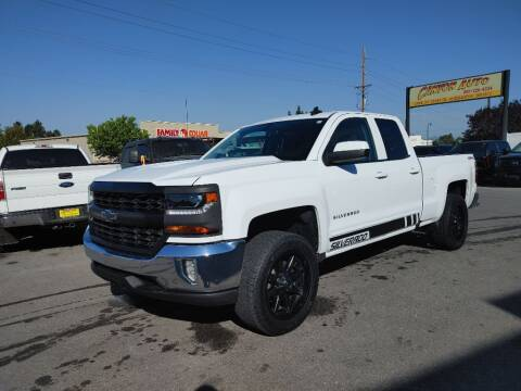 2016 Chevrolet Silverado 1500 for sale at Canyon Auto Sales in Orem UT