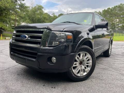 2011 Ford Expedition EL for sale at Global Imports Auto Sales in Buford GA