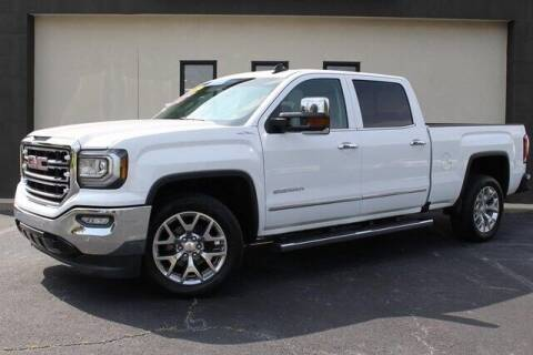 2017 GMC Sierra 1500 for sale at Griffin Mitsubishi in Monroe NC