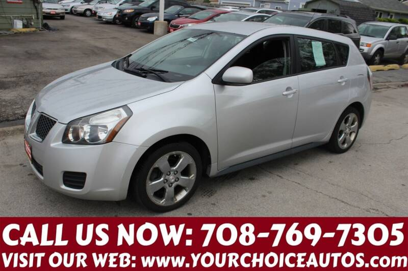 2009 Pontiac Vibe for sale at Your Choice Autos in Posen IL
