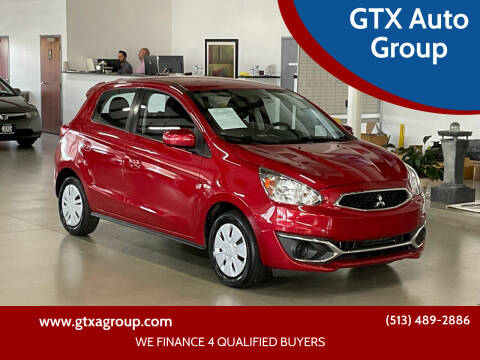2017 Mitsubishi Mirage for sale at GTX Auto Group in West Chester OH