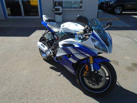 2014 Yamaha YZF for sale at Discount Motors in Pueblo CO