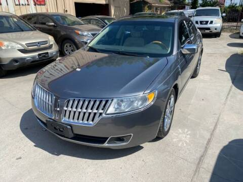 2011 Lincoln MKZ for sale at Sam's Auto Sales in Houston TX