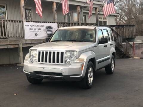 2012 Jeep Liberty for sale at Flash Ryd Auto Sales in Kansas City KS