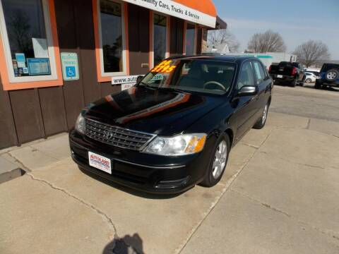 2004 Toyota Avalon for sale at Autoland in Cedar Rapids IA